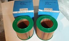 NEW SAAB 99 AND 900 SERIES AIR FILTERS 1974-1988 93-18-502 2.0L 1985CC ENGINE