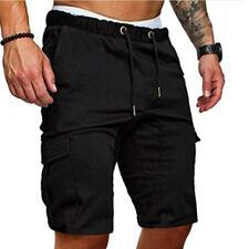 Pantalones Cortos Bermudas Kurzhoses Deportivos para Correr Sport Hombre 2019