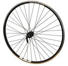Raleigh RGR949 Rear Wheel 700c Cassette QR 240 Black