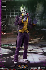 Hot Toys 2017 Batman Arkham Asylum The Joker 1/6 Video Game Masterpiece 1/6 NEW