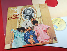 Soul Children  BEST OF TWO WORLDS  -  LP Stax STS-2043 USA 1971 sehr gut