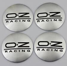 "4x 56mm 2.2"" Emblems Decal fit for OZ Leopard auto Wheel Center Hub Cap Racing"