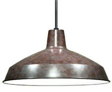 "Nuvo 76-662 - 1-Light 16"" Warehouse Shade Pendant Light Fixture"