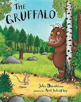 The Gruffalo By Julia Donaldson Paperback