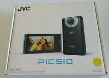 "JVC Picsio GC-FM2 HD Pocket Cam (yellow) ""NEW"""