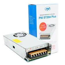 Schaltspannungsquelle  PNI ST20A Plus 12V 20A stabilisiert für Überwachungssyst