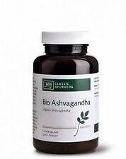 Ashwagandha Bio Winterkirsche Wurzelpulver-Tabletten 60g/ca 150 Stück