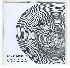 (GR123) Tom Figgins, Giants Played In Woods Like These - 2015 DJ CD