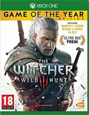 112105 Videogioco Namco - The Witcher Xbox One