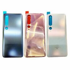 For Xiaomi Mi 10 Pro Original Battery Cover Glass Housing Back Door Replacement