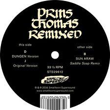 "Prins Thomas - Dungen & Sun Araw Remixes (12"" Vinyl) Smalltown Supersound, NEU!"