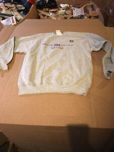New NFL SUPER BOWL XLI Sweatshirt One Game 2/4/07 Bears Colts Msrp 50 Med