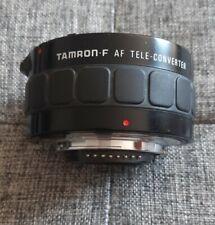Tamron 2x AF Converter - Nikon AF