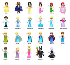 Disney Princess - Collection Series - Minifigures
