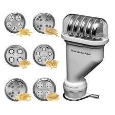 Kitchenaid Röhrennudelaufsatz Nudelvorsatz-Set Nudelmaschine Pasta Maschine 5KPE