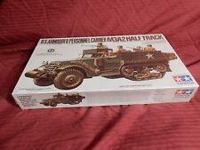 1/35 F/S Box Tamiya MRC US Armoured Personnel Carrier M3A2 Half Track # MM-170A
