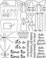 QuicKutz Icing Rub On Scrapbooking Transfers - PARTY THEME KIT (4 sheets) SALE