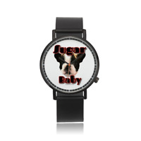 Boston Terrier Thrify Quality Watch