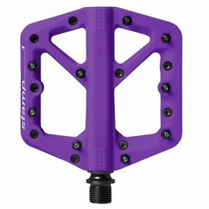 Crank Brothers Stamp 1 MTB Platform pedals Small or Large Black, assorted Colors