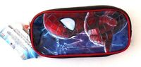 Exclusive Marvel Amazing Spider-Man Pencil Case NWT FREE SHIPPING