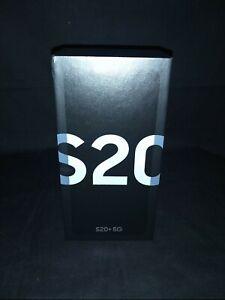 Samsung Galaxy S20+ 5G SM-G986U - 128GB - Cloud Blue (Unlocked) SEALED