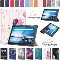 For Lenovo Smart Tab M10 TB-X605F Tablet Case Slim Stand 10.1 Flip Folding Cover