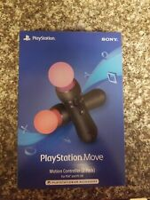 PlayStation Move Motion Controllers - Two Pack (Sony) PS 4