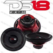 "DS18 GEN X154D 15"" Car Subwoofer 1000W Max Dual 4 Ohm 15 inch Bass Sub Woofer"