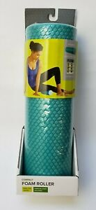 Gaiam Restore Foam Roller Compact Exercise Relieve Stress Muscle Tightness
