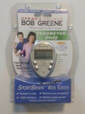 New Bob Greene Web Series Sportbrain Cl332 Sportbrain Istep X2, Pedometer-voice