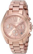 Michael Kors MK5799 Bradshaw Chronograph Champagne Dial Rose Gold Wrist Watch