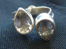 Echo Of the Dreamer Sterling Silver Margaret Thurman Designer Ring