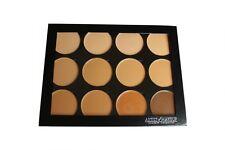 Artist Of Makeup Zukreat Cosmetics Pro 12 Luminous Foundation Palette