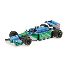 Coches de carreras de automodelismo y aeromodelismo MINICHAMPS Benetton