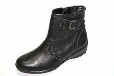 Theresia Muck femmes hiver chaussures bottes IMPAIR gr. 4/36,5 - 4,5/37 H NEUF