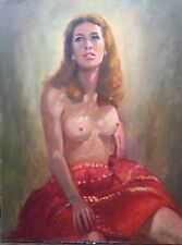 Nude Painting - Original - Oil on Canvas