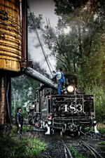 Cumbres & Toltec 20x30 Photo picture train canvas locomotive engine steam D&RGW