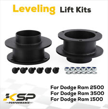 """FITS DODGE RAM 2500 3500 94-13 4WD 2.5"""" INCH LIFT FRONT LEVELING KIT 4X4 STEEL"""