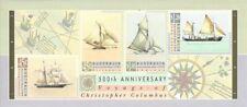 Australia (Scott 1252A) - 1992 Sailing Ships - (Souvenir Sheet) - Mnh