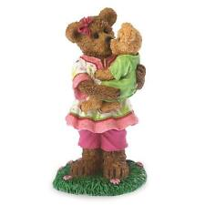 Boyds Bears ' Momma Sweetlove With Bebe.Hugs To Remember' Figure 4040524