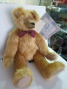 Russ Bradford Teddy Bear Limited Edition