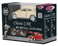 VW Käfer 1:18 RC Diecast creme weiß 40MHz ferngesteuertes Modellauto 405111