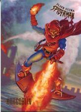Spiderman Fleer Ultra 2017 Base Card #90 Hobgoblin