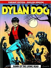 DYLAN DOG  N.1 Variant Edition - English Version - Lucca 2018
