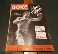 PUGILATO : LA BOXE NEL MONDO ( Annata completa 1957 ) Anno III ** Rarità **