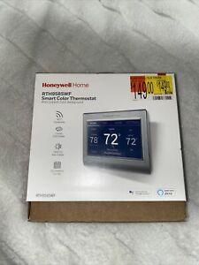 Honeywell Home RTH9585WF Smart Color Thermostat Open Box Free Shipping