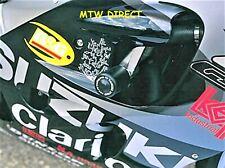 Suzuki GSX R600 SRAD 1998 R&G Racing Classic Crash Protectors CP0028BL Black