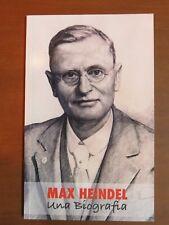 UNA BIOGRAFIA Max Heindel Discovery 2016 corsi filosofia libro di