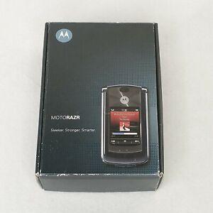 Motorola RAZR2 V8 - Dark pearl gray (Unlocked) Cellular Phone