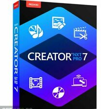 2020 Roxio Creator NXT Pro 7 Version Lifetime License Fast Dispatch Trusted